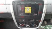 Renault Duster 4WD spied music system