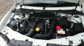 Renault Duster AWD front quarter engine
