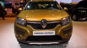 Renault Sandero Stepway at Moscow Motor Show 2014
