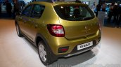 Renault Sandero Stepway rear three quarters at Moscow Motor Show 2014