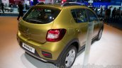 Renault Sandero Stepway rear three quarters left at Moscow Motor Show 2014
