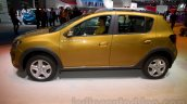Renault Sandero Stepway side at Moscow Motor Show 2014