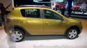 Renault Sandero Stepway side view at Moscow Motor Show 2014
