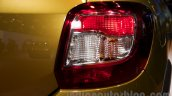 Renault Sandero Stepway taillight at Moscow Motor Show 2014