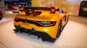 Renaultsport R.S. 01 at the 2014 Moscow Motor Show rear end