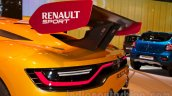 Renaultsport R.S. 01 at the 2014 Moscow Motor Show wing