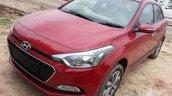 Spied 2015 Hyundai Elite i20 front