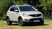 Ssangyong Korando 60 th Anniversary Special Edition front