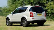 Ssangyong Rexton W 60th Anniversary Special Edition rear