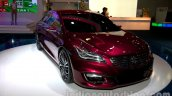 Suzuki Ciaz Concept front three quarters view at 2014 Moscow Motor Show