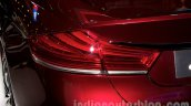 Suzuki Ciaz Concept taillamp at 2014 Moscow Motor Show
