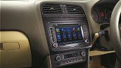 VW Vento Konekt press shot music system