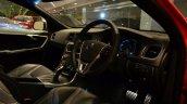Volvo S60 R-Design India interior