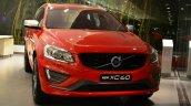 Volvo XC60 R-Design India front