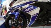 Yamaha R25 showcased in Vietnam fairing