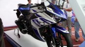 Yamaha R25 showcased in Vietnam front