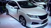 2014 Honda City MUGEN at the 2014 Indonesia International Motor Show front quarters