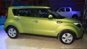 2014 Kia Soul profile at the 2014 Nepal Auto Show