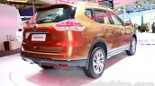 2014 Nissan X-Trail at the 2014 Indonesia International Motor Show rear quarter