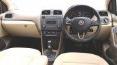 2014 Skoda Rapid 1.5 TDI DSG interior