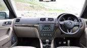2014 Skoda Yeti dashboard review