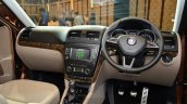 2014 Skoda Yeti facelift launch dash