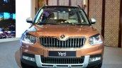 2014 Skoda Yeti facelift launch front