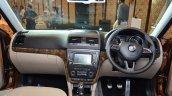 2014 Skoda Yeti facelift launch interior