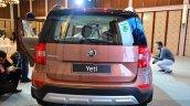 2014 Skoda Yeti facelift launch rear