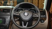 2014 Skoda Yeti facelift launch steering