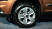 2014 Skoda Yeti facelift launch wheel