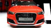2015 Audi RS3 Sportback front view at the 2015 Geneva Motor Show