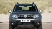 2015 Dacia Duster for UK front fascia press image