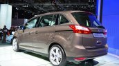 2015 Ford Grand C-Max rear left three quarter at the 2014 Paris Motor Show