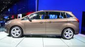 2015 Ford Grand C-Max side at the 2014 Paris Motor Show
