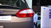 2015 Ford Grand C-Max taillight at the 2014 Paris Motor Show