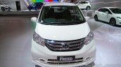 2015 Honda Freed front at the Indonesia International Motor Show 2014