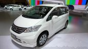 2015 Honda Freed front three quarters right at the Indonesia International Motor Show 2014