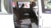 2015 Honda Freed rear seats at the Indonesia International Motor Show 2014