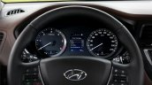 2015 Hyundai i20 Europe press shot cluster
