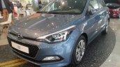 2015 Hyundai i20 European spec live image