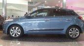 2015 Hyundai i20 European spec profile live image