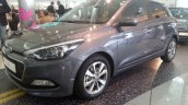 2015 Hyundai i20 European spec side live image