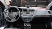 2015 Hyundai i20 dashboard at the 2014 Paris Motor Show