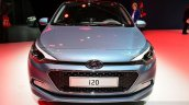 2015 Hyundai i20 front at the 2014 Paris Motor Show