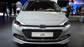 2015 Hyundai i20 front view at the 2014 Paris Motor Show