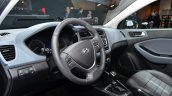 2015 Hyundai i20 interior at the 2014 Paris Motor Show