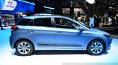 2015 Hyundai i20 side at the 2014 Paris Motor Show