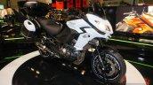 2015 Kawasaki Versys 1000 front three quarters at the INTERMOT 2014