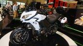 2015 Kawasaki Versys 1000 front three quarters right at the INTERMOT 2014